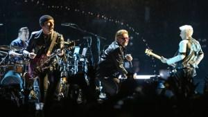 U2 to Rock The Linc Again