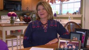 Woman Takes Tracy Davidson's Breast Cancer Screening Advice