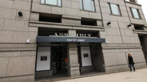 Preview: Rooftop Bar 'Assembly' at Logan Hotel