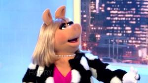 Miss Piggy on 'Harry'