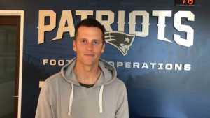 Tom Brady Helps Celebrate Fan's 106th Birthday