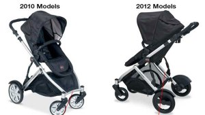 Britax Recalls Strollers Over Choking Hazard