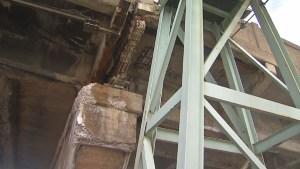 Safety Concerns Over Bridge in Marcus Hook