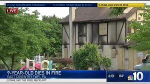 Chester Family Grieving After Fire Kills 9 Year Old