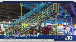 'Main Event' Family Fun Center Coming to Delaware