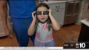 Eye Doctors Issue Warning Ahead of Solar Eclipse