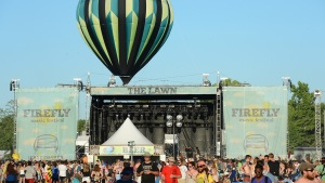 Firefly Music Festival Brings Music Lovers to Delaware