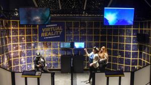 Franklin Institute Showcases New Virtual Reality Exhibit