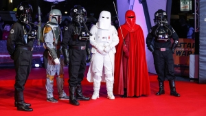 May The Warmth Be With You: 'Star Wars' Night in Old City