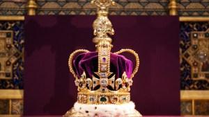 Queen Elizabeth: 'Unwieldy' Crown Could Break Your Neck Off