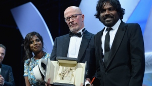 "Cannes: ""Dheepan"" Wins Palme d'Or"