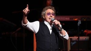 The Who's Roger Daltrey Visits Teenage Cancer Patients