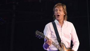 Paul McCartney to Rock CBP This Summer