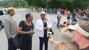 Family Feud Erupts at Bobbi Kristina Brown's Funeral