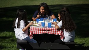 'They Know She Cares': Michelle Obama's School Nutrition Legacy
