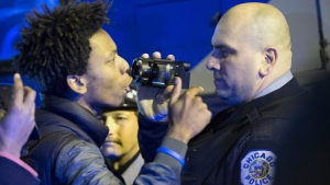 Protesters, Police Clash After Laquan McDonald Video Released