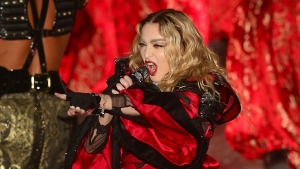 Madonna on Trump: 'We Have Gone as Low as We Can Go'