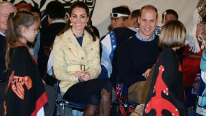 Will and Kate Focus on Mental Health in Canada Visit