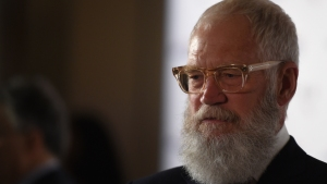 No Joke: TV Host Letterman Honored With Mark Twain Prize
