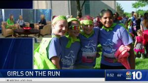 Girls on the Run About More Than Just Exercise