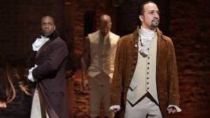Philly Actor Stepping Away From 'Hamilton'