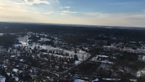 Hot Air Balloon Aerials in New Hope