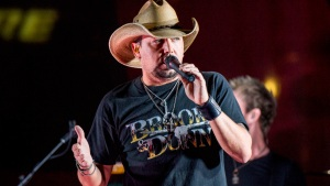 Jason Aldean Releases 'I Won't Back Down' For Charity
