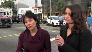 2 Survivors Describe Deadly Oakland Warehouse Fire