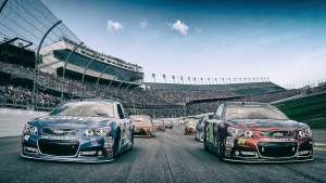Best NASCAR Photos of 2015