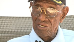 Oldest Living Vet Celebrates 109th Birthday