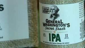 Brewer Wants to Sell Weed-Infused Beer Nationwide