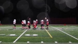 Youth Football Team Does 'Whip,' 'Nae Nae'
