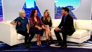 'Dirty 30' Cast Joins Harry and Talks Stalking Beyonce