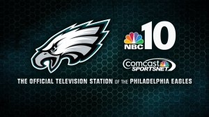NBC10 Becomes Eagles' Official TV Station