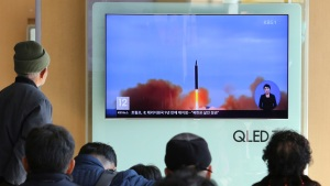 US Announcing New NKorea Sanctions After Terror Designation