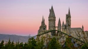 Muggles Flock to Universal Studios Hollywood for 'Harry Potter' Opening