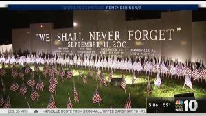 Pennsylvania Sept. 11 Memorials Across the Region
