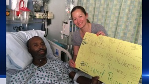 Runners Show Support for SEPTA Officer Injured in Hit-and-Run