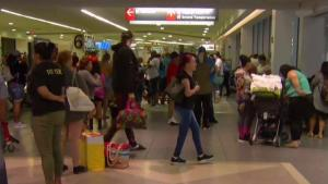Puerto Rico-Bound Passengers Stranded at Philly Airport