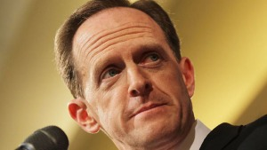 Medicaid Changes a Flashpoint in Sen. Pat Toomey's State