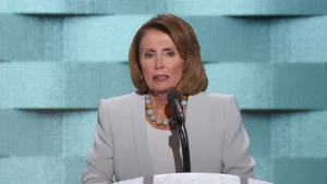Nancy Pelosi Calls for 'No-Fly, No-Buy' Gun Restrictions