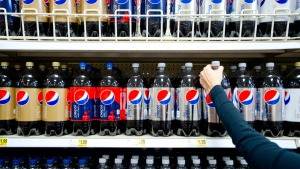 Pepsi Closing Reading Distribution Center