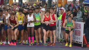 Philadelphia Marathon Weekend Begins