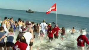 Take the Polar Bear Plunge to Support Special Olympics