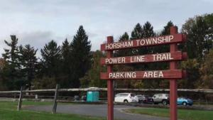 Power Line Trail a Popular Place for Activity in Montgomery County