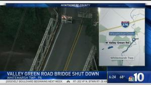 Safety Concerns Shut Down Montco Bridge