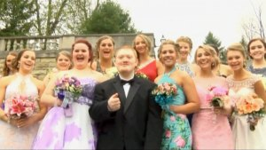 Student With Special Needs Takes 37 Dates to Prom