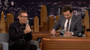'Tonight': Fred Armisen's Noise Remix