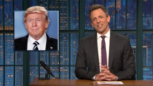 'Late Night': Closer Look at Trump's Working Vacation