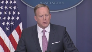 Spicer Doubles Down on Inauguration Crowd Size Claim